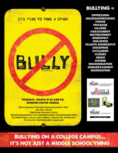 bullyprojectPOSTER